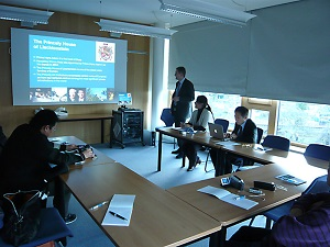 JSCAD主催-第4回Ivoclar認定・ICDE研修-Liechtenstein Winter